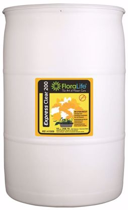 Picture of Floralife Express Clear 200 - 55 Gallon Drum