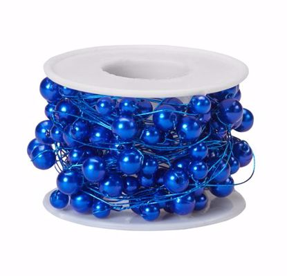 Picture of Oasis 26 Guage Beaded Wire - Blue
