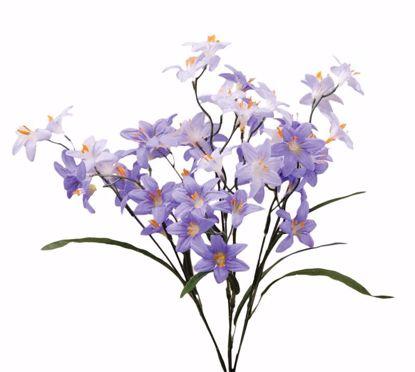 "Picture of Blue Blossom Bush (7 Stems, 16"")"