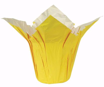 """Picture of 6"""" Kwik-Cover® Daffodil/White"""