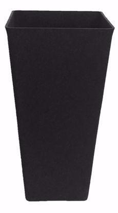 Picture of CeraMix Lenn Vase - Blackwash