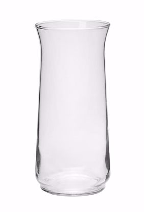 """Picture of Oasis 9.375"""" Cinch Vase - Clear Glass"""