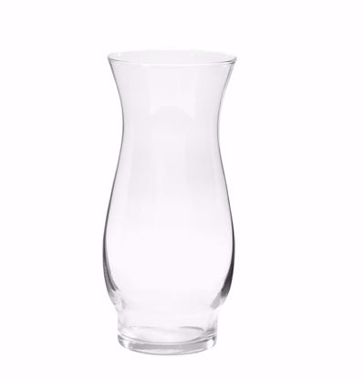 """Picture of Oasis 8.5"""" Hana Vase - Clear Glass"""