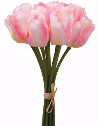 """Picture of Pink Tulip  Bundle (11.5"""")"""