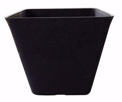 Picture of CeraMix Lenn Pot - Blackwash 7 Gal.