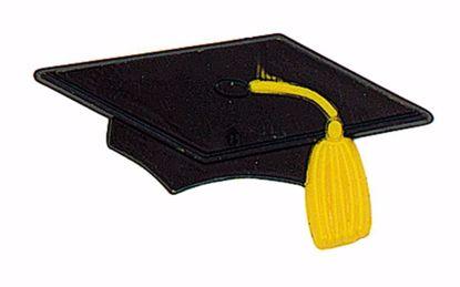 "Picture of 2.5"" Graduation Cap Pick"