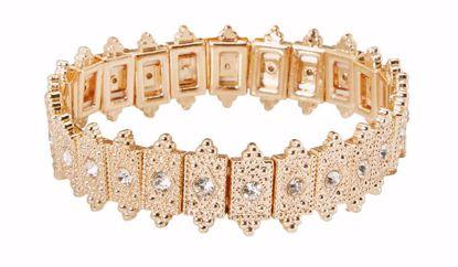 Picture of Atlantic Gold Gatsby Bracelet