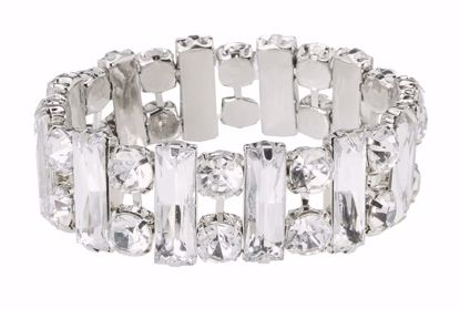 Picture of Atlantic Crystal Bar Bracelet