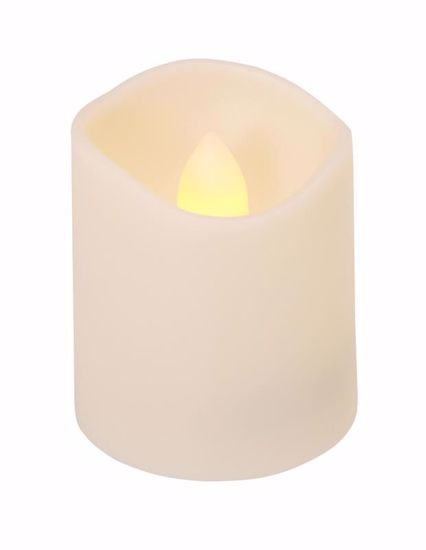 Picture of LED White Votive Candle