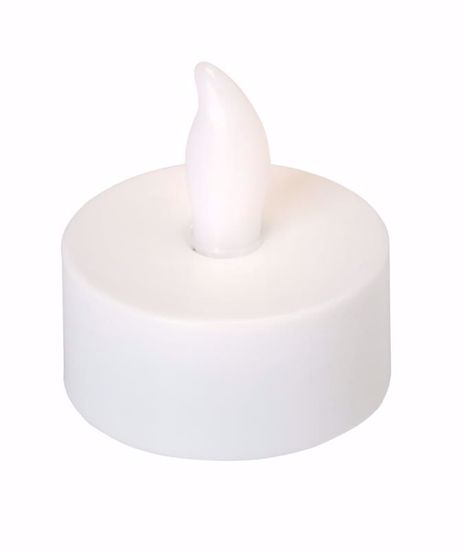 Picture of LED White Tea Light Candle