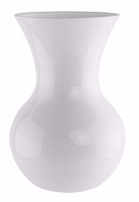 """Picture of Syndicate Sales 7"""" Sweetheart Vase - White"""