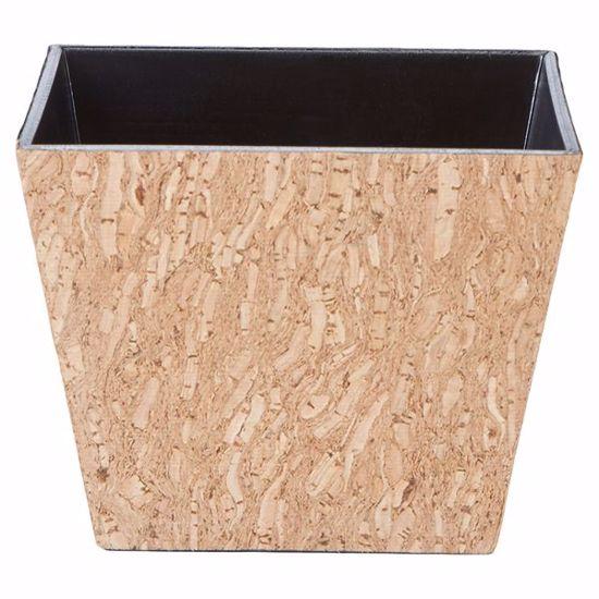 "Picture of 5"" Natural Taper Cork Vase"