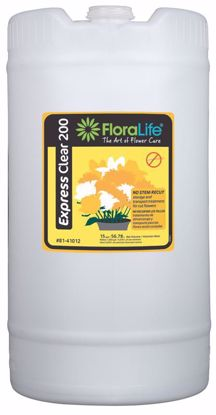 Picture of Floralife Express Clear 200 - 15 Gallon Drum