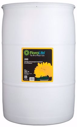 Picture of Floralife 200 Storage & Transport Liquid Treatment - 55 Gallon Drum
