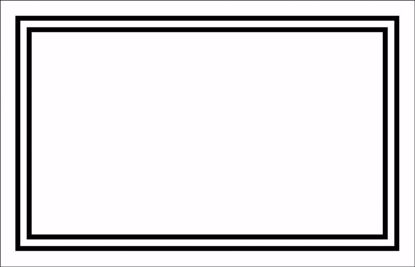 Picture of Enclosure Card (Blank) (PACK 50)