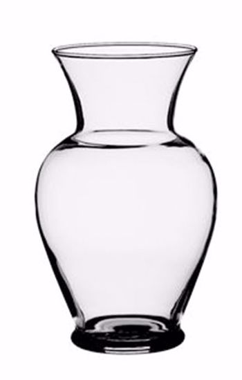 """Picture of Syndicate Sales 7"""" Spring Garden Vase - Clear"""