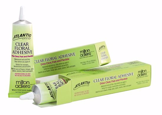 Picture of Atlantic Clear Floral Adhesive Tube - 1.55 Oz