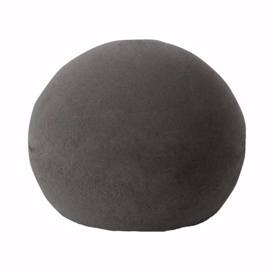 """Picture of 6"""" Oasis Midnight Floral Foam Standing Sphere"""