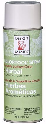 Picture of Design Master Colortool Spray/ Herbal (Paled Green)