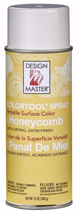 Picture of Design Master Colortool Spray/ Honeycomb (Paled Yellow-Gold)