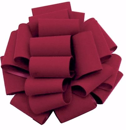 Picture of #40 Velvet Ribbon - Burgundy