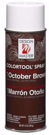 Picture of Design Master Colortool Spray/ October Brown