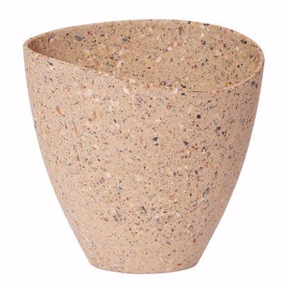 """Picture of Oasis ECOssentials Pepper 8"""" Designer Ellipse Vase"""
