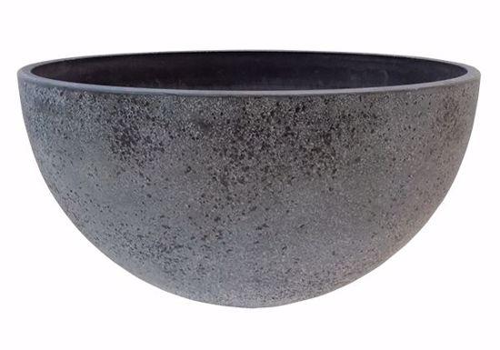 Picture of CeraMix Nova Bowl - Concrete 1 Gal.