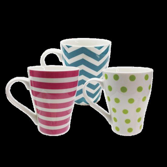 Picture of 3 Asst Ceramic Mug
