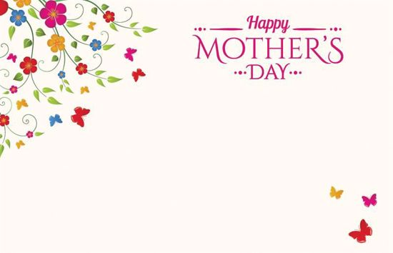 Picture of Happy Mothers Day Enclosure Card (PACK 50)