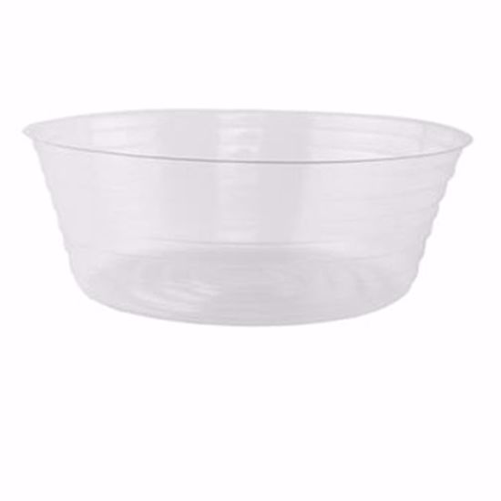 """Picture of 12"""" Round Hard Plastic Liner"""