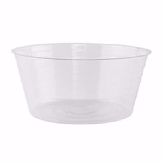 """Picture of 8"""" Round Hard Plastic Liner"""
