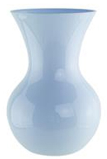 """Picture of Syndicate Sales 7"""" Sweetheart Vase-Seaside Blue"""