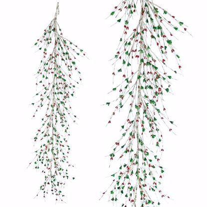 Picture of 5' Plastic Berry Garland