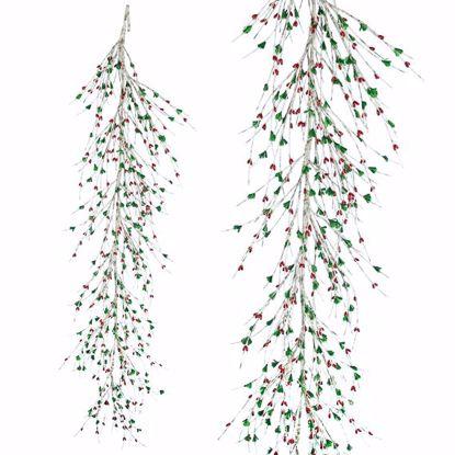 "Picture of Festive Winter Garland-Birch Berry (60"", Plastic)"