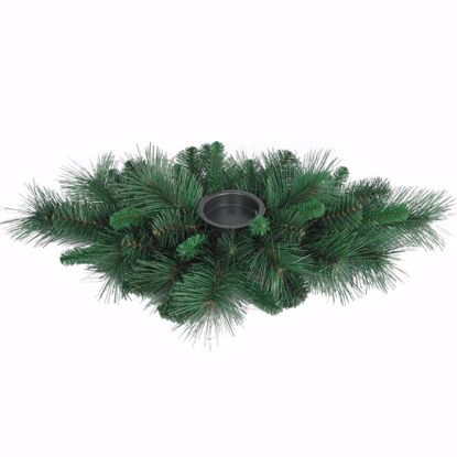 """Picture of Evergreen Centerpiece-Mixed Pine (26"""")"""