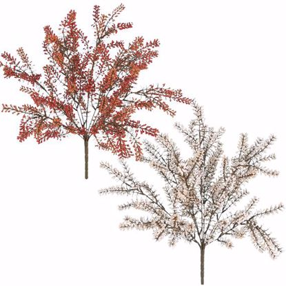 """Picture of Fall Colors Heatherberry Bush (9 Stems, 18"""", 2 Assorted)"""
