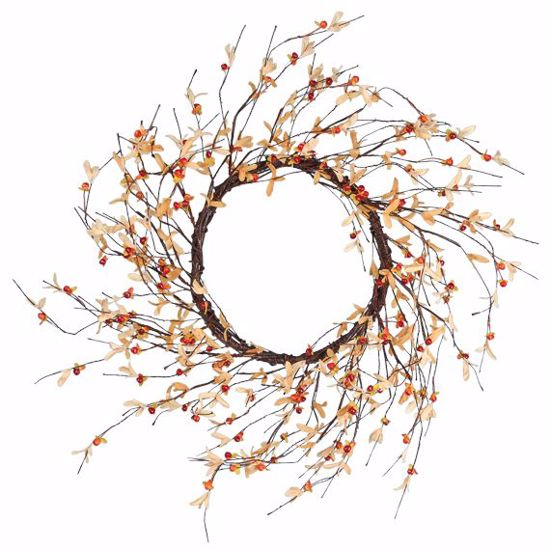 """Picture of Bittersweet  Wreath (22"""")"""