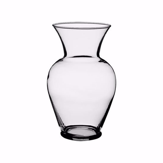 """Picture of Syndicate Sales 8.75"""" Spring Garden Vase - Clear"""