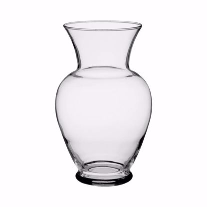 """Picture of Syndicate Sales 11"""" Spring Garden Vase - Clear"""