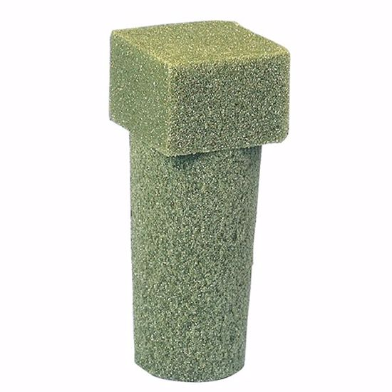 Picture of FloraCraft Styrofoam Memorial Vase Insert Square Top