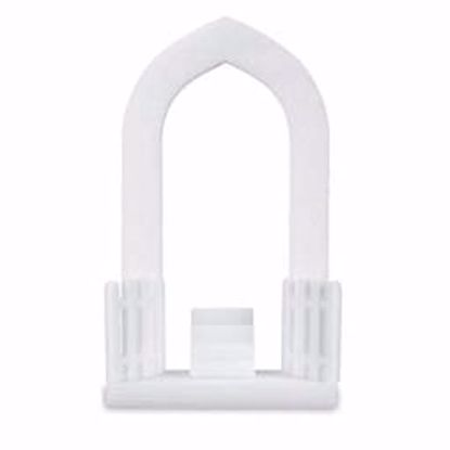 Picture of Floracraft Styrofoam White Gates Ajar