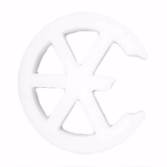 Picture of Floracraft Styrofoam Broken Wheel Emblem