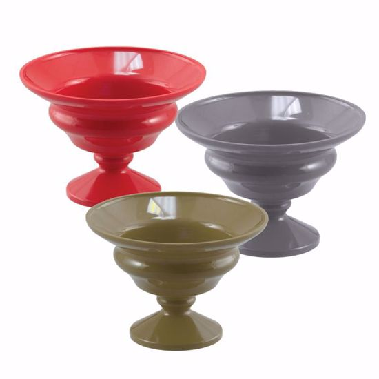 """Picture of Diamond Line 8"""" Odyssey Compote - Holiday Assortment"""