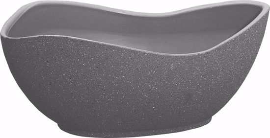 Picture of CeraMix GEO Pot - Concrete