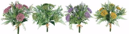 """Picture of Assorted Colors Lacy Bundle (4 Assorted, 13"""")"""