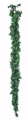 Picture of 6' Mountain Leaf Garland
