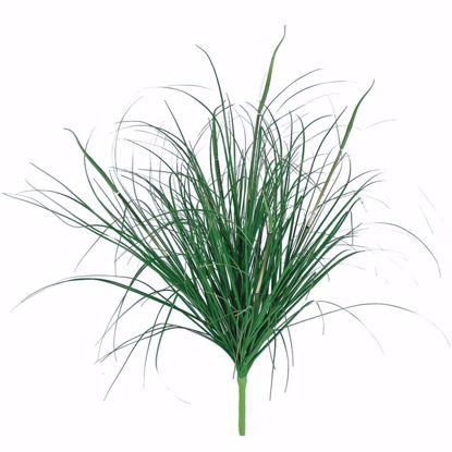 "Picture of 26"" Green Grass Bush"