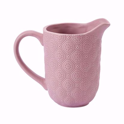Picture of Lilac Ceramic Pitcher Planter