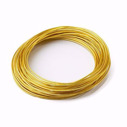 Picture of Oasis 12 Gauge Aluminum Wire-Gold